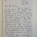 C.L.R. James response to William Gillies
