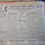 New Leader Friday 3 January, 1936