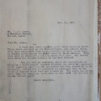 William Gillies sends cheap shoes to C.L.R. James