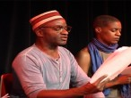 Reading of Toussaint Louverture Play