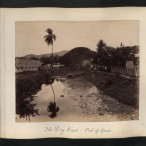 The Dry River-Port of Spain